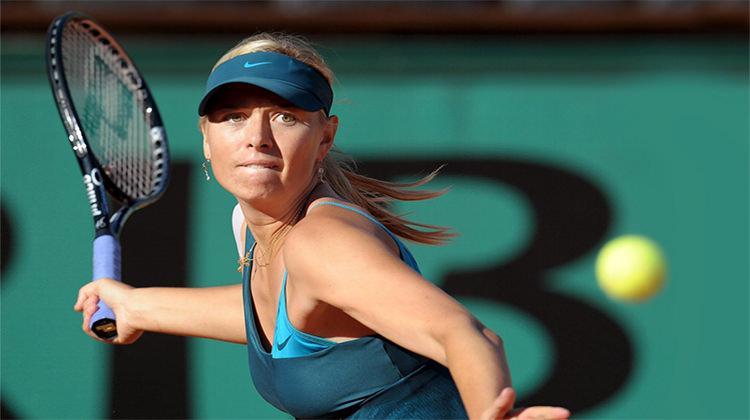 Maria Sharapova dopingden 2 yıl MEN Cezası aldı!