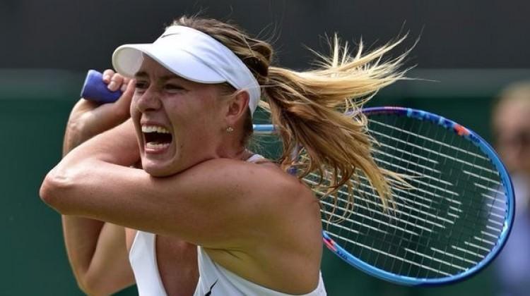 Maria Sharapova'nın cezası kesildi!