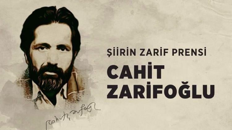 Şiirin Zarif Prensi: Cahit Zarifoğlu
