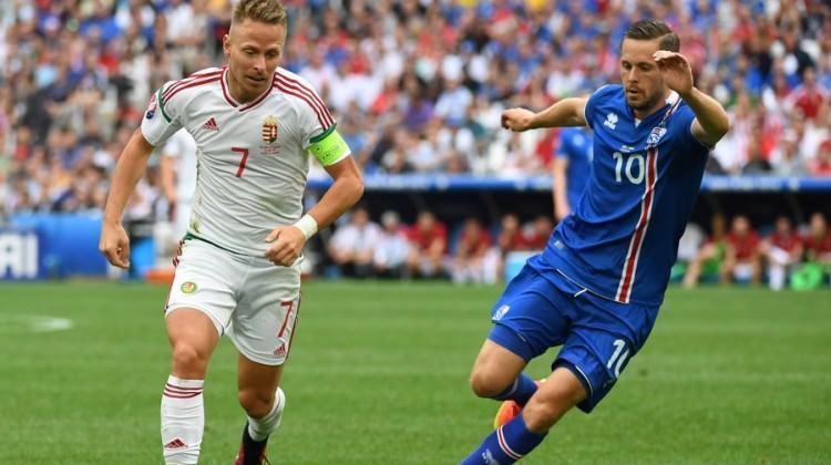 İzlanda Macaristan'dan kaçamadı