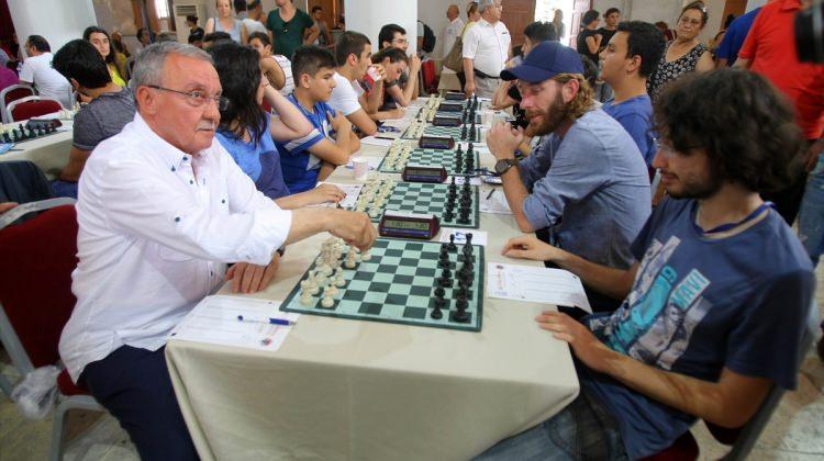 Çeşme 4. Uluslararası Santranç Turnuvası