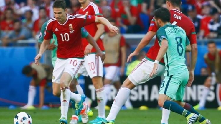 Macaristan - Portekiz maçında gol düellosu!