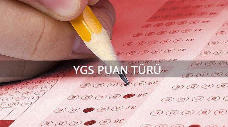 YGS Puan türü ile yerleşebileceğiniz üniversite bölümleri