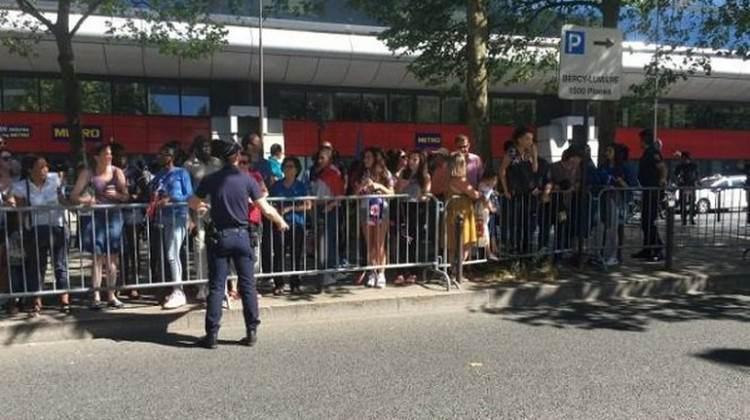 Dev finale saatler kala Fransa'da bomba paniği