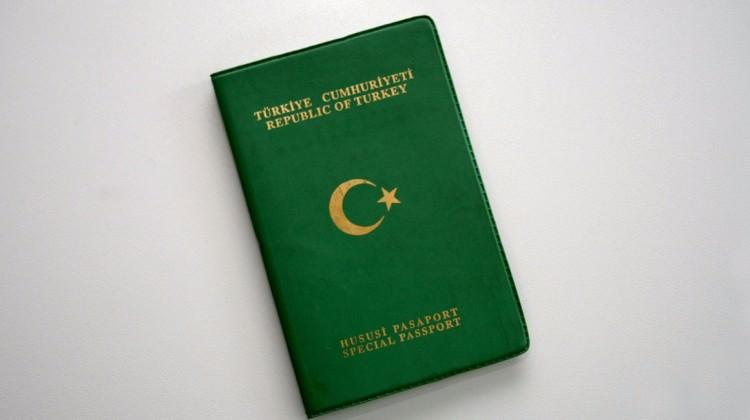İş dünyasında yeşil pasaport sevinci