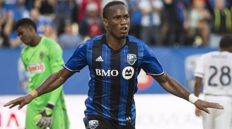 Didier Drogba futbola veda ediyor