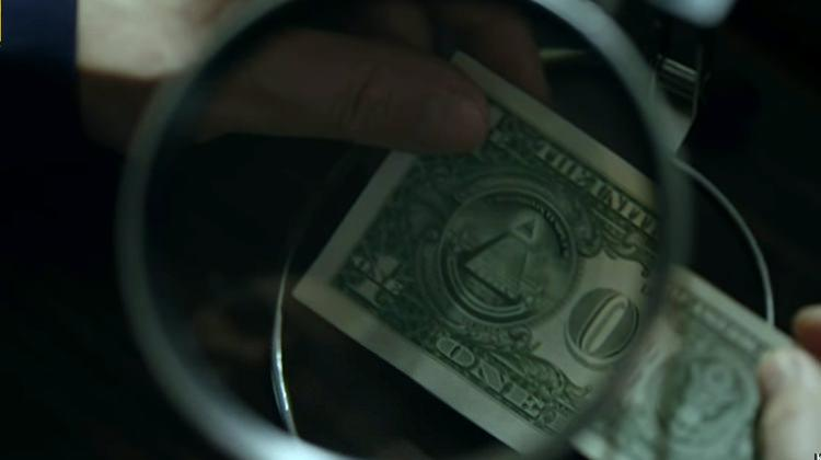 Kurtlar Vadisi'nde yıllar önceki 1 dolar sahnesi