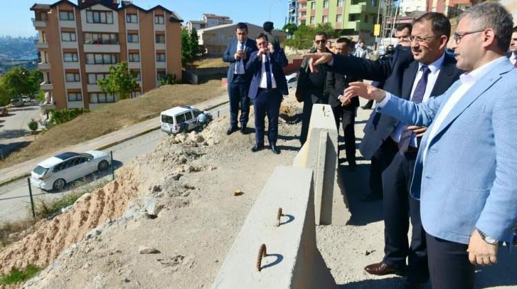 Şehircilik Bakanı'ndan Gaziosmanpaşa açıklaması