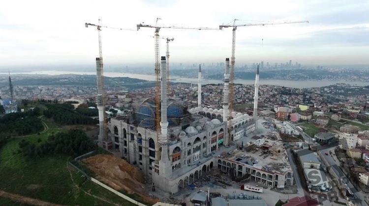 Çamlıca Camii ulaşım projesinde sürpriz gelişme!