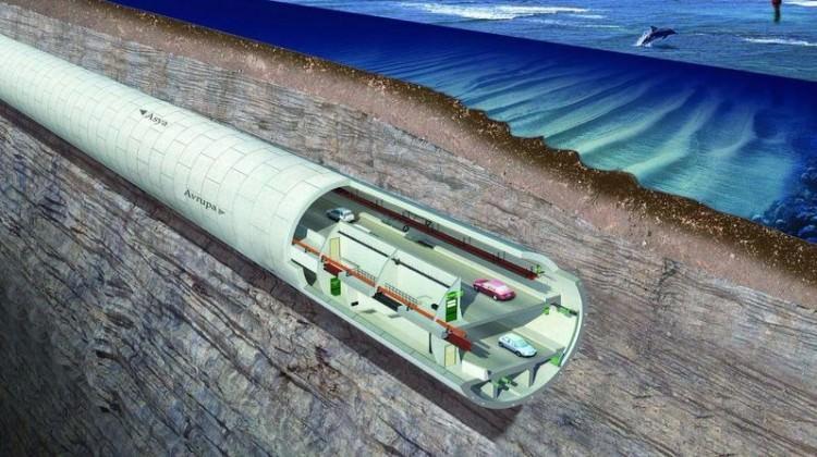 Büyük İstanbul Tüneli'nde kazanan firma belli oldu