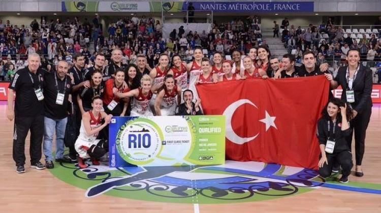 Rio'da Türk sporcuların programı!