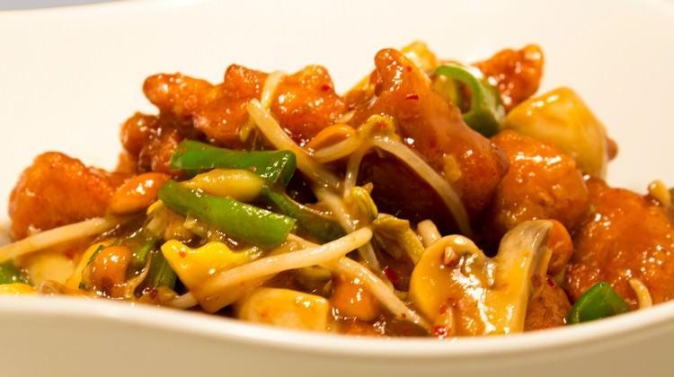 Manchurian usulü tavuk tarifi