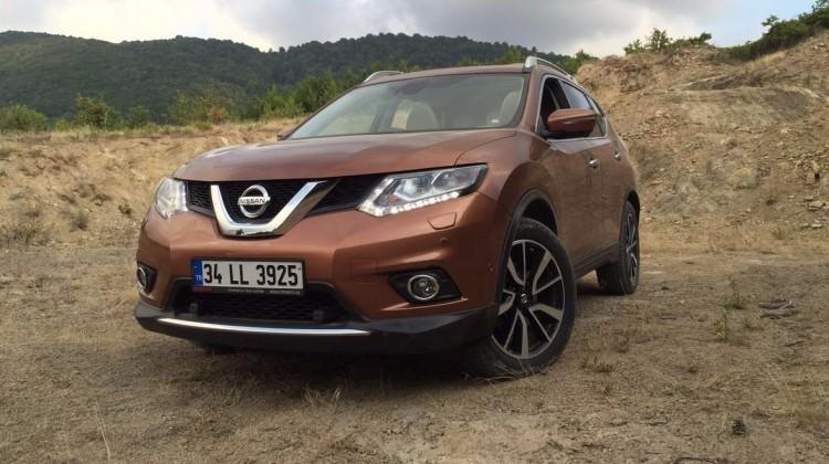 Nissan X Trail >> Surus Izlenimi Nissan X Trail 1 6 Dci Otomobil Haberleri