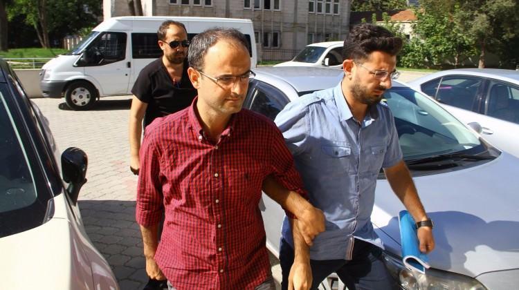 Salıpazarı Kaymakamı tutuklandı