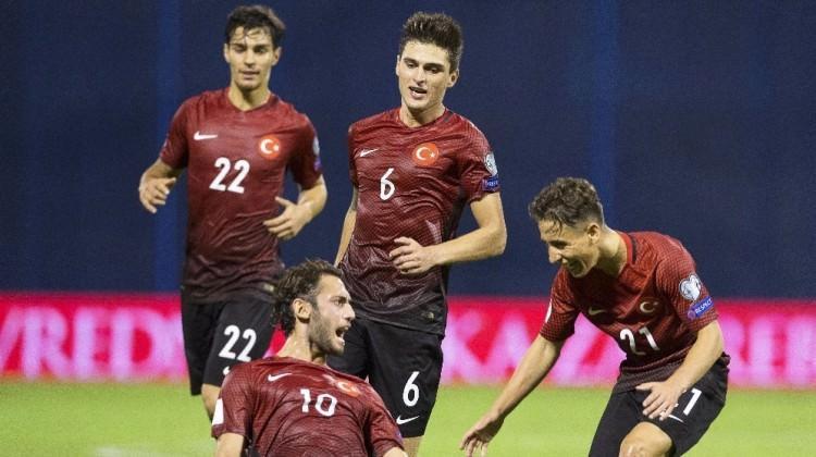 Trabzon'un gururu Okay Yokuşlu!