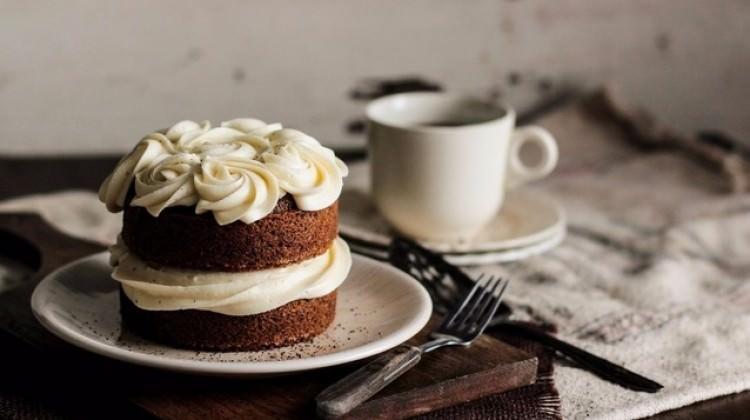 Çaylı Cupcake tarifi