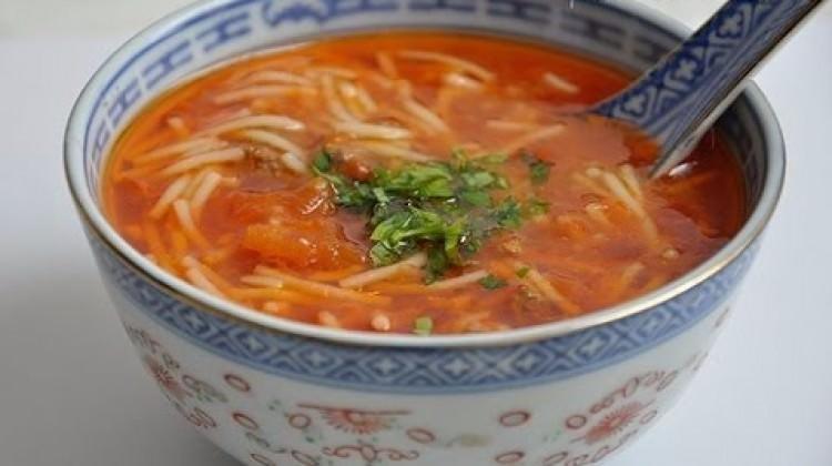 Tel şehriye çorba tarifi