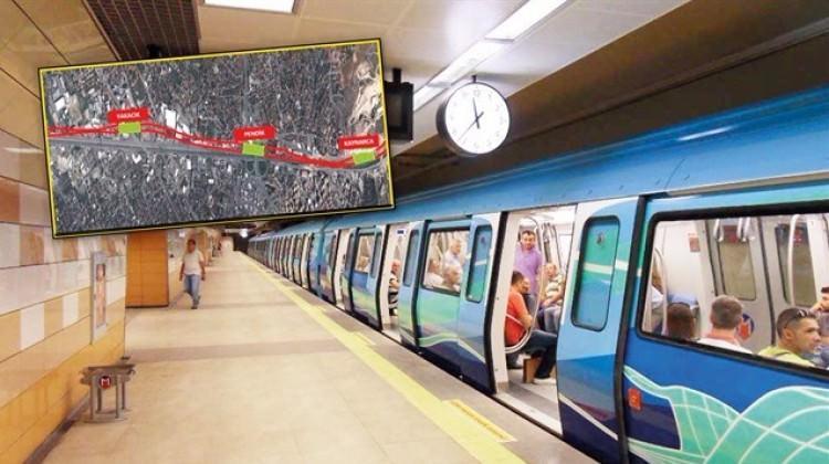 Anadolu Yakası'na yeni metro durağı