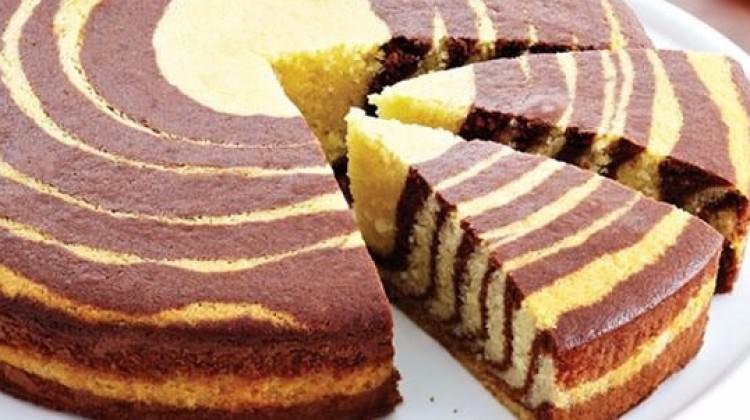 Maden sulu sütsüz kek tarifi