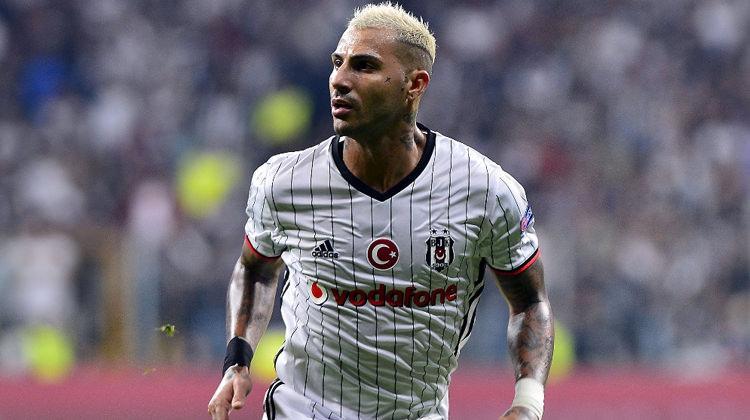 Beşiktaş'ta Quaresma kararı! Tepki çekti