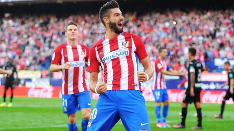 Atletico Madrid'den tam 7 gol!