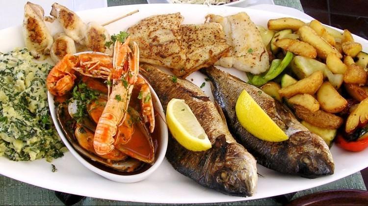 Balığın yanında ne yemeli?