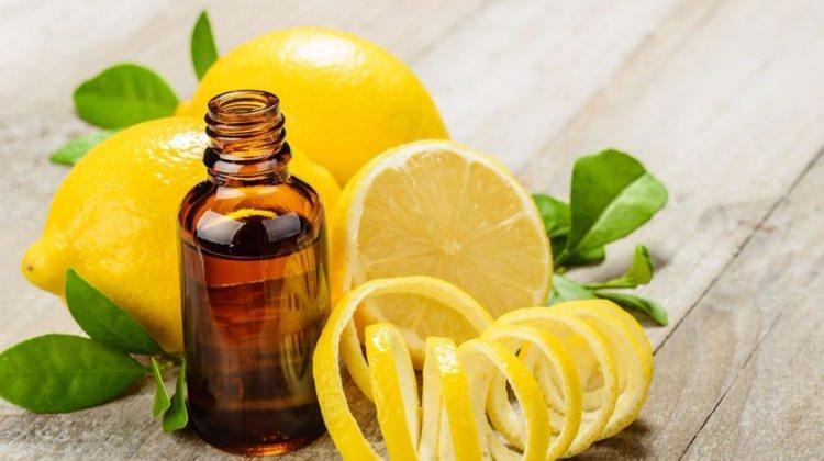 Cildinizi limon yağıyla parlatın