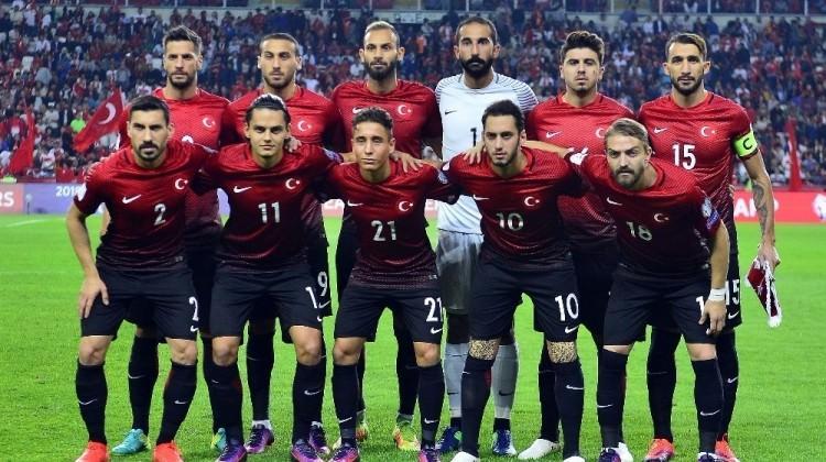 FIFA sıralaması açıklandı! Milli Takım...