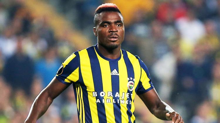 """Emenike'den isyan! """"Burası Fenerbahçe"""""""
