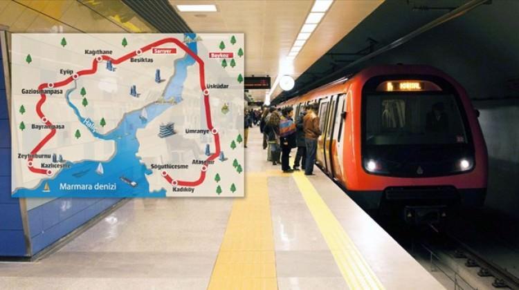 İstanbul trafiğine ilaç olacak proje!