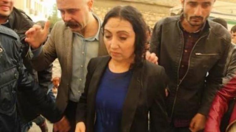 HDP'li Yüksekdağ ve iki vekile terör davası