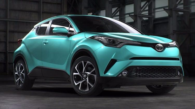 Toyota C-HR'nin İngiltere fiyatı belli oldu