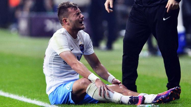 Trabzonspor'da sakatların durumu