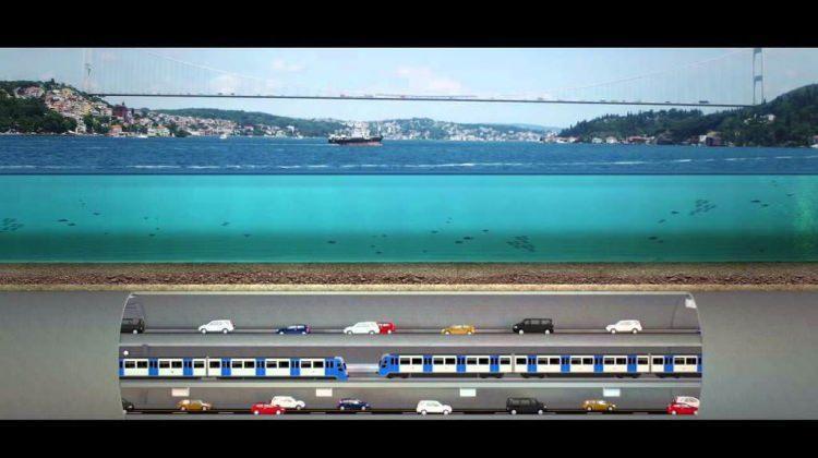 Büyük İstanbul Tüneli'nin ihale tarihi belli oldu
