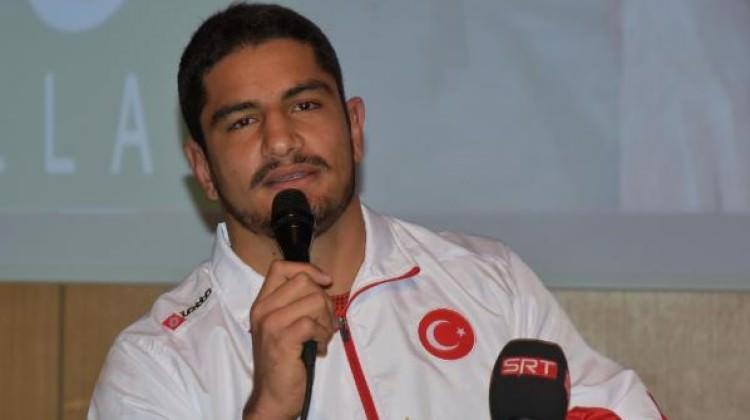 Olimpiyat şampiyonu Akgül'ün hedefi 'Tokyo'
