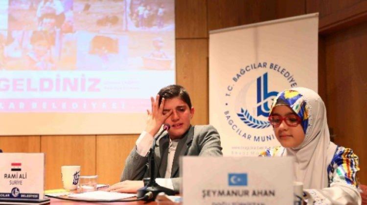 Suriyeli Rami herkesi gözyaşlarına boğdu!