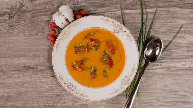 Tatlı patates çorbası tarifi