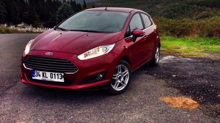 TEST: Ford Fiesta 1.0 Titanium Otomatik