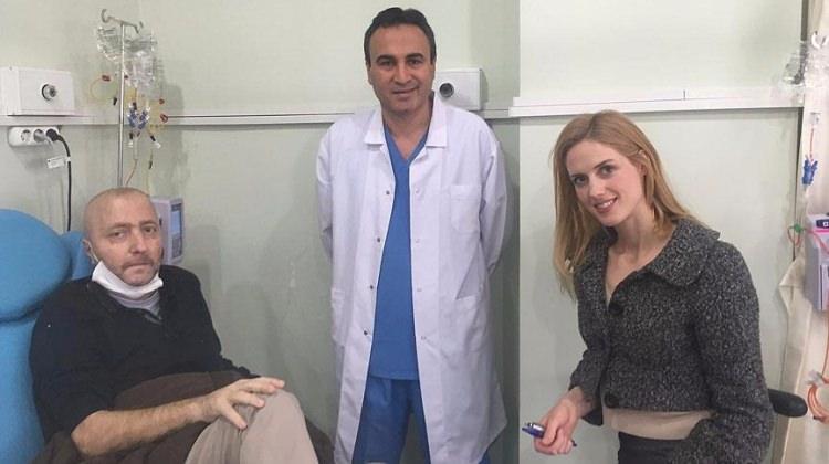 Ellesten Onkoloji Hastalarına Moral Ziyareti Sağlik Haberleri