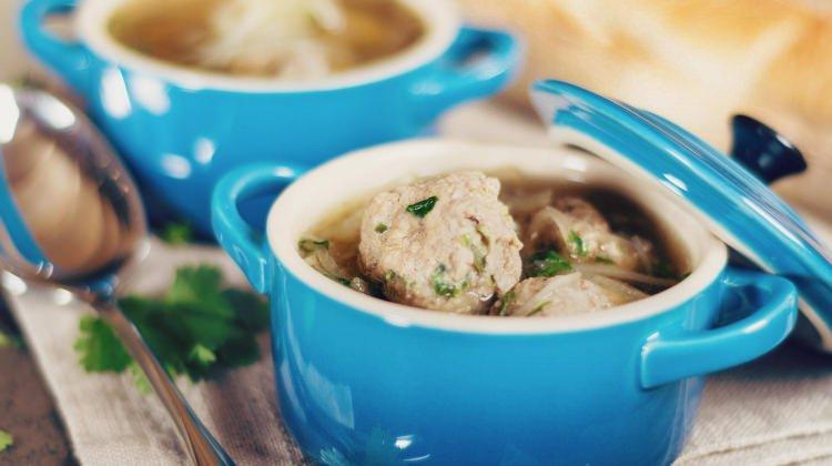 Şalgamlı köfte çorba tarifi