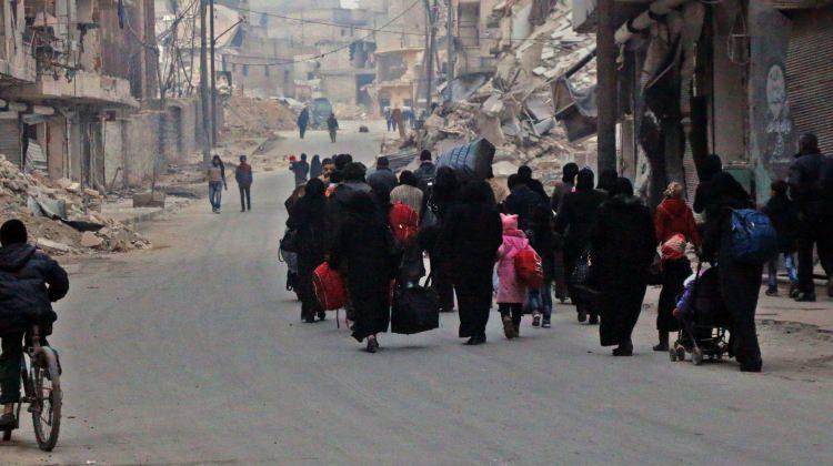Girişimci kadınlar Halep standında buluşuyor