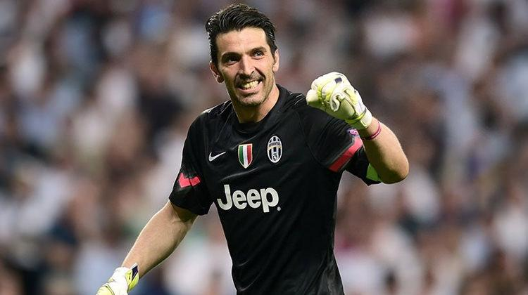 Buffon'dan Juventus'a duygusal veda