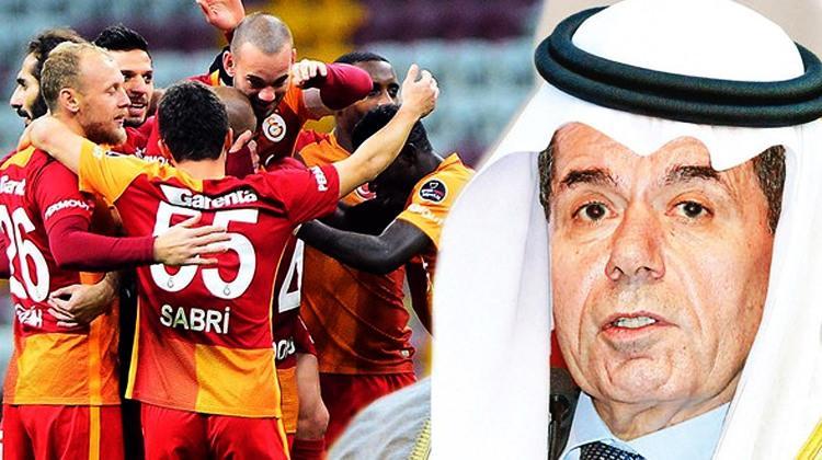 Galatasaray petrol buldu!