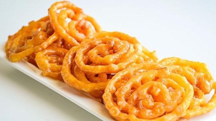 Hint tatlısı jalebi tarifi