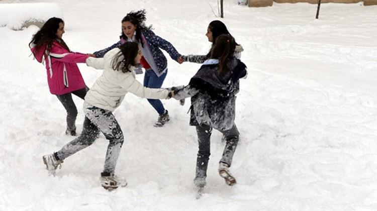 Konya 29 Aralık kar tatili ve Konya detaylı hava durumu