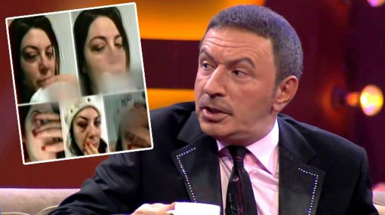 Mustafa Topaloğlu eşini hastanelik etti