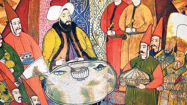 Osmanlı'da şerbet ve şerbet kültürü