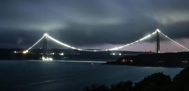 3. Köprü'nün açılış tarihini verdi