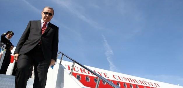 Cumhurbaşkanı Erdoğan Amerika'ya gidiyor