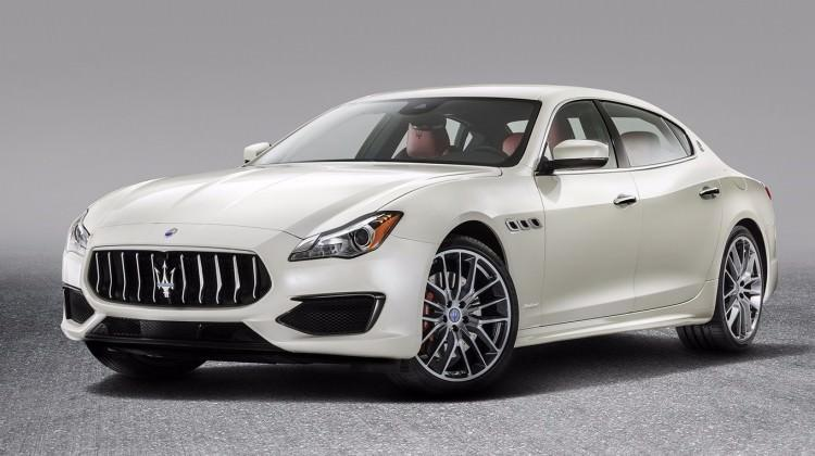 Karşınızda Maserati'nin yeni amiral gemisi!